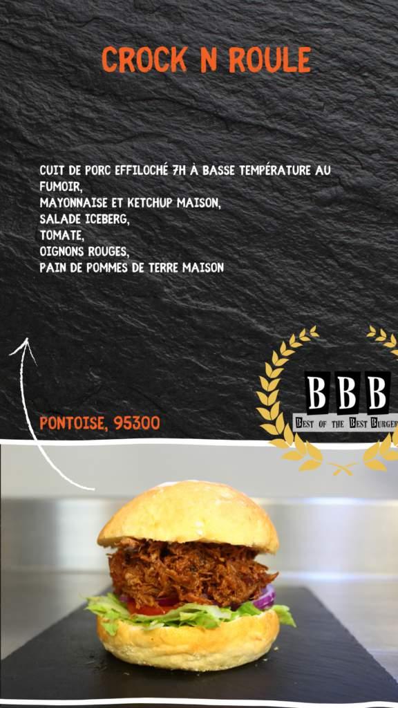 burger du crock-n-role