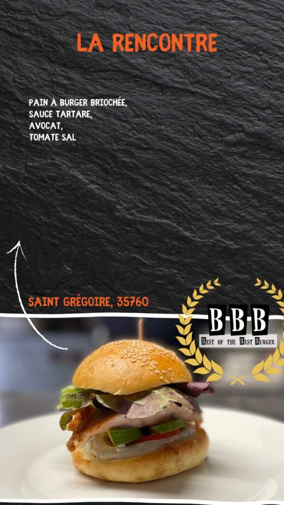 burger de la rencontre