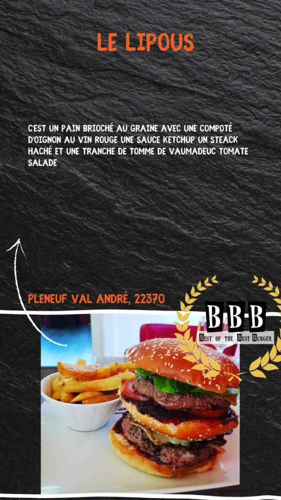 burger du lipous