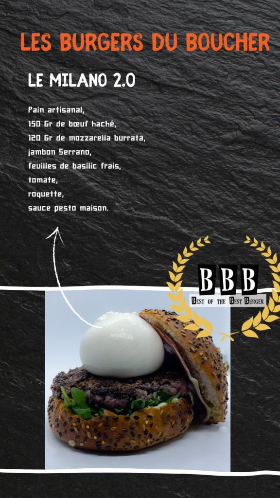 burger du boucher