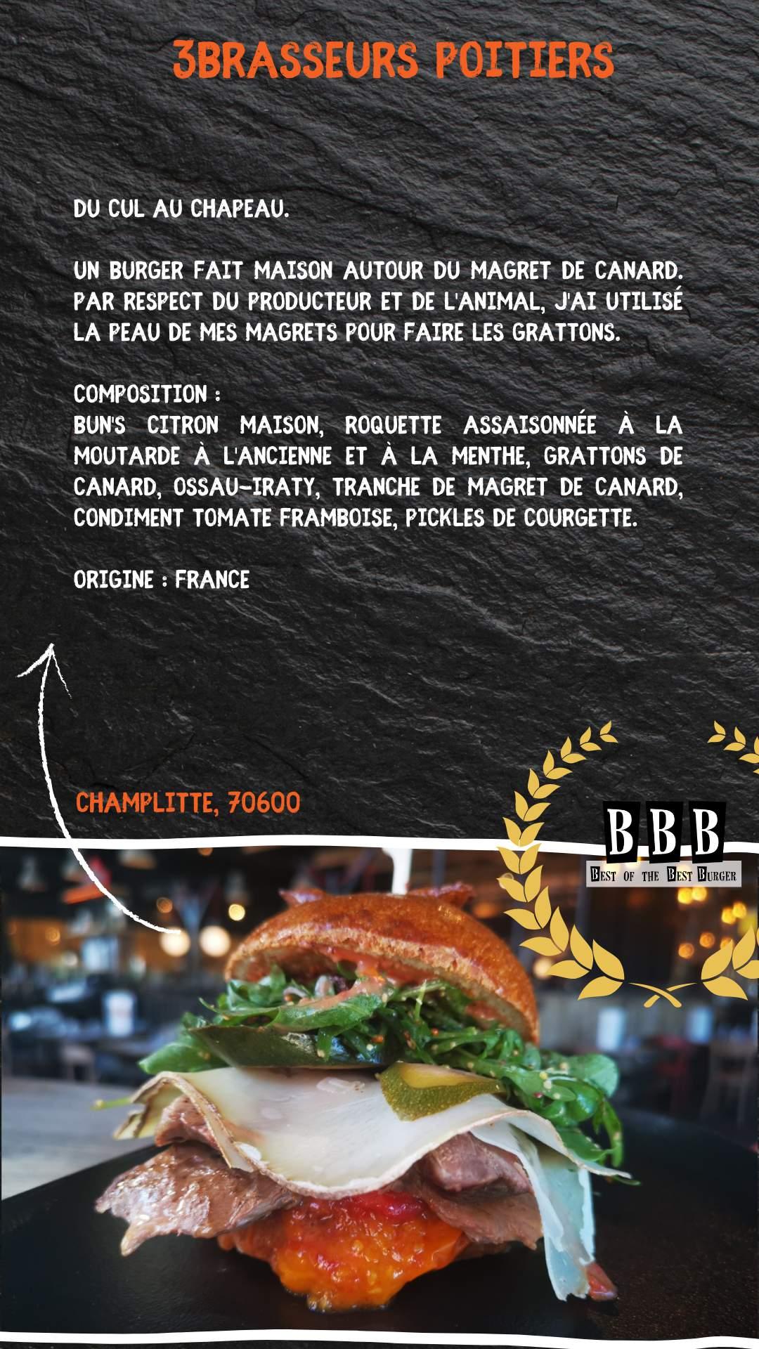 Les 3 Brasseurs Poitiers